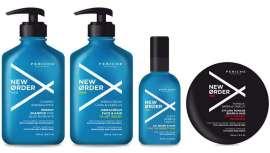 Seguindo a linha das novas Barber Shop, Periche Professional lança New Order, linha cosmética e capilar para o homem com 4 produtos multifunções cabelo, pele e barba. Imprescindível para barbeiros e barbearias