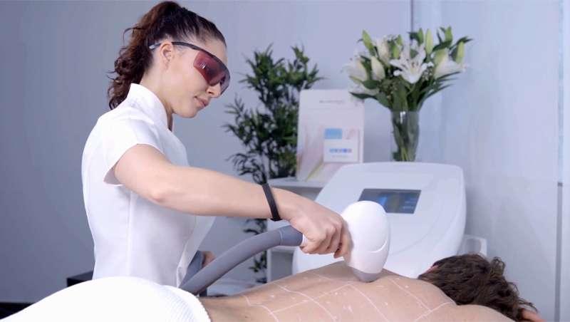 cocoon medical - elysionpro depilacion laser diodo