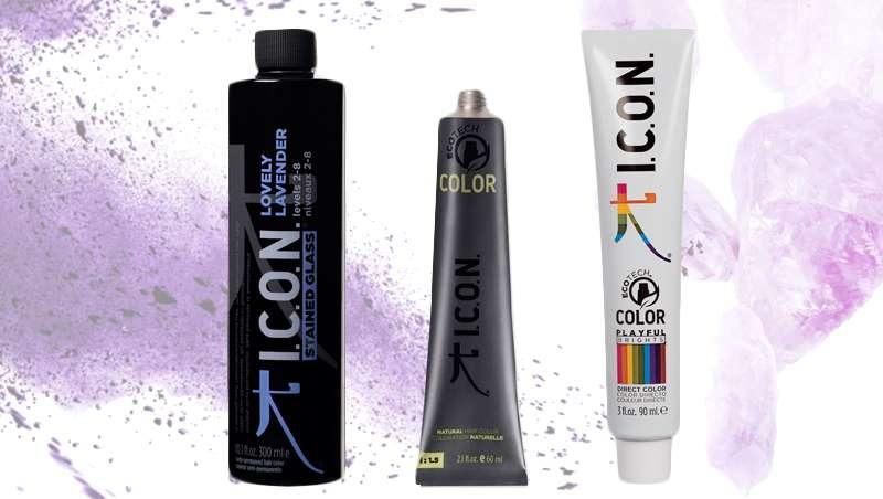 I.C.O.N. apuesta por el Ultra Violet, el color del año según Pantone