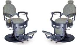 Italor incorpora no seu catálogo Barber Concept uma nova cadeira de cavaleiro Olimpo