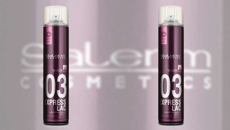 Nueva Express Lac, fijación ultrarrápida para recogidos y peinados elaborados