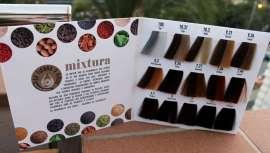 De Tierra y Agua nos presenta Mixtura, un total de 15 colores veganos y vegetales que da respuesta a las necesidades del consumo actual en los salones de peluquería y a una tendencia que ya es presente y futuro