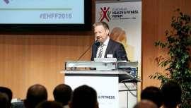 Rainer Schiller será uno de los principales oradores en EHFF, que se celebrará el próximo 11 de abril en Colonia