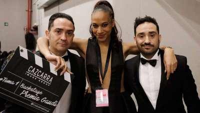 Cazcarra Image Group, maquillador oficial de los Premios Gaudí 2018