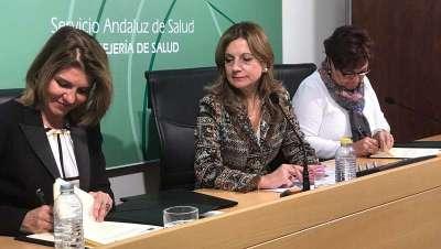 El Servicio Andaluz de Salud (SAS) acoge el programa Ponte guapa, te sentirás mejor de la Fundación Stanpa