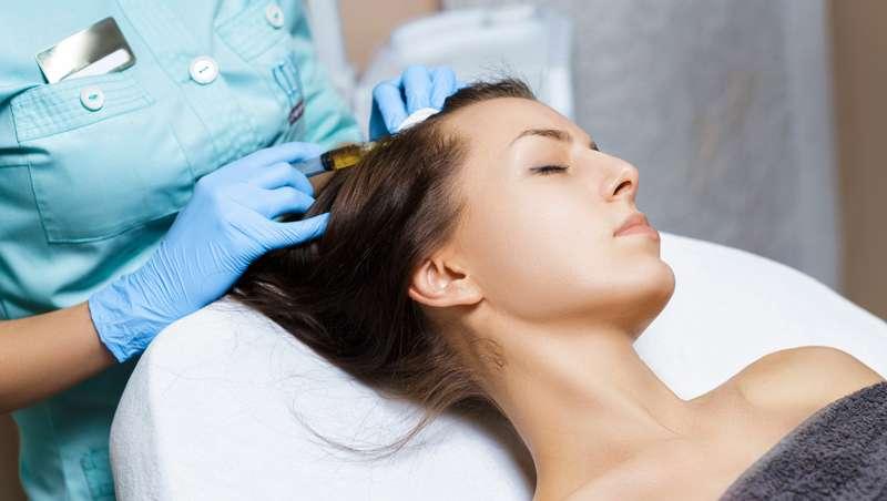 El CO2 y sus beneficios contra la alopecia a través de la carboxiterapia capilar