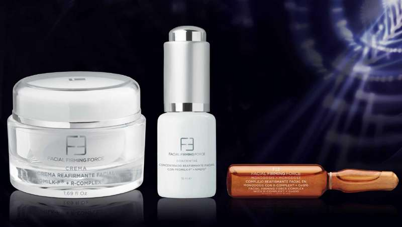 Facial Firming Force, belleza invencible de Bio Exel