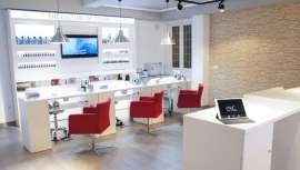 Un increíble salón, exclusivo OPI para un universo de manicuras y cuidado de uñas, manos y pies, a la vanguardia y con todo lujo de detalles.