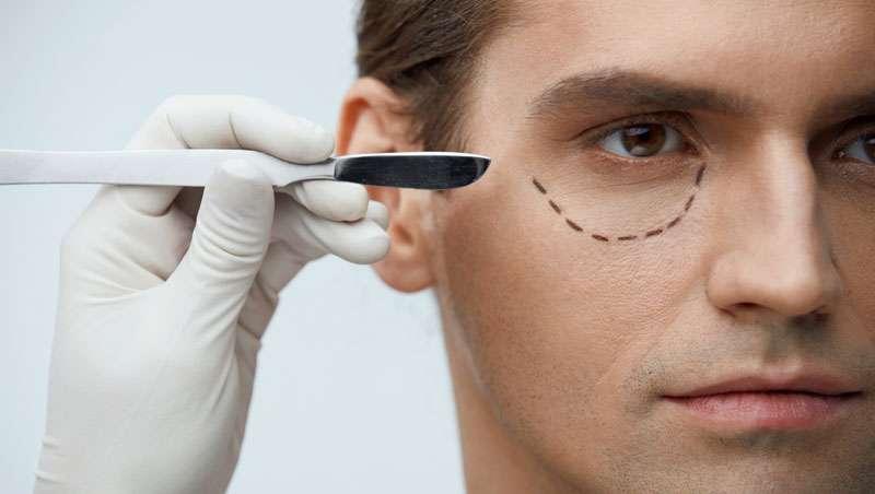 Blefaroplastia, Rino y Lipo, en la lista top de la intervenciones estéticas masculinas