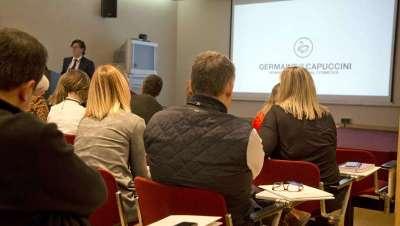 Germaine de Capuccini presenta su estrategia para 2018 en un meeting comercial