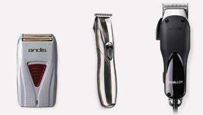 La leyenda barbera de las máquinas de corte profesional Andis