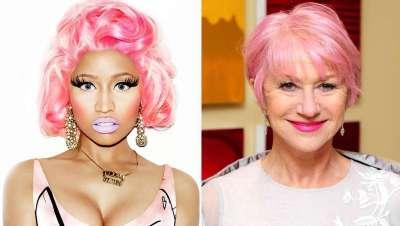O pink hair arrasa, mas rosas há muitos. Pastel, champagne, blonde, empoeirado… Tendência que permanece