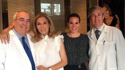 El famoso Dr. Zaiac, rey del bótox, en España con Instituto Maribel Yébenes
