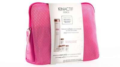 Kinactif Force, el dúo perfecto para combatir la caída del cabello