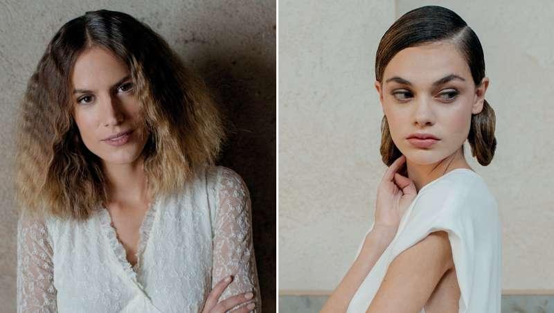 Bridal Collection de L'Oréal Professionnel, todos los looks novias hair & make up que son y van a ser tendencia