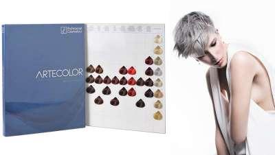 130 colores a tu servicio y para tu cliente son los que contiene Artecolor 2018