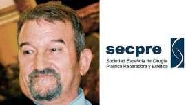 La SECPRE reconoce así las aportaciones pioneras del Dr. Miguel Ángel Rodrigo Cucalón a la cirugía plástica, sobre todo en el ámbito de la masectomia y reconstrucción de la mama en un mismo acto quirúrgico y por un solo equipo, entre otros logros