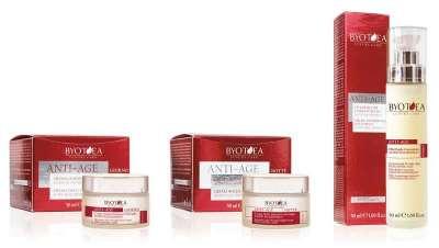 Nuevo kit antiedad intensivo de Byotea para el cuidado del rostro