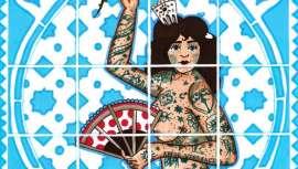 La Convención de Tatuaje de Granada se celebrará dentro del marco del Graum Festival los próximos 27, 28 y 29 de abril de 2018
