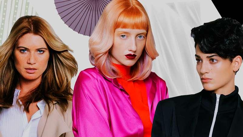 Travelers, colección de moda y looks paso a paso con Kin Cosmetics