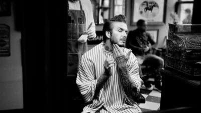 David Beckham y Nicolas Coster-Waldau, nuevos rostros de L'Oréal para este año 2018