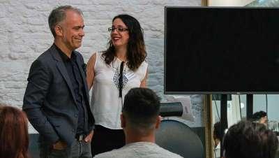 Formadores de Éxito, el primer proyecto educativo de Alicia Román y Óscar G