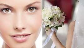 A finalidade é que a pele fique bela e radiante no dia da boda, e que fique sã