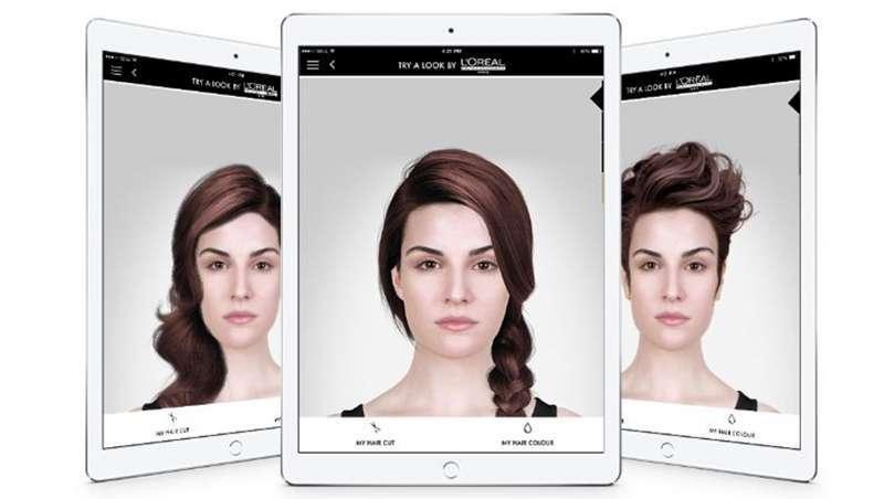 A nova app Style My Hair de L'Oréal Professionnel causa controvérsia