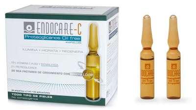 Un nuevo estudio científico avala los resultados de las ampollas Endocare C contra el envejecimiento