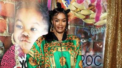 La famosa artista multitalento, Teyana Taylor, seguidora fiel y embajadora OPI