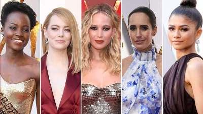 Los expertos analizan el maquillaje de cejas de los Oscar 2018