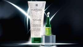 Experta en el tratamiento de la caída, desde siempre, la marca René Furterer optimiza aún más su ya conocida fórmula y lanza Triphasic Progressive, el primer concentrado de eficacia, creador de vida y de crecimiento del cabello