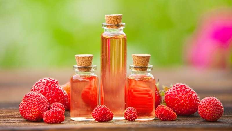 Aceite de semilla de fresa: beneficios para la cosmética
