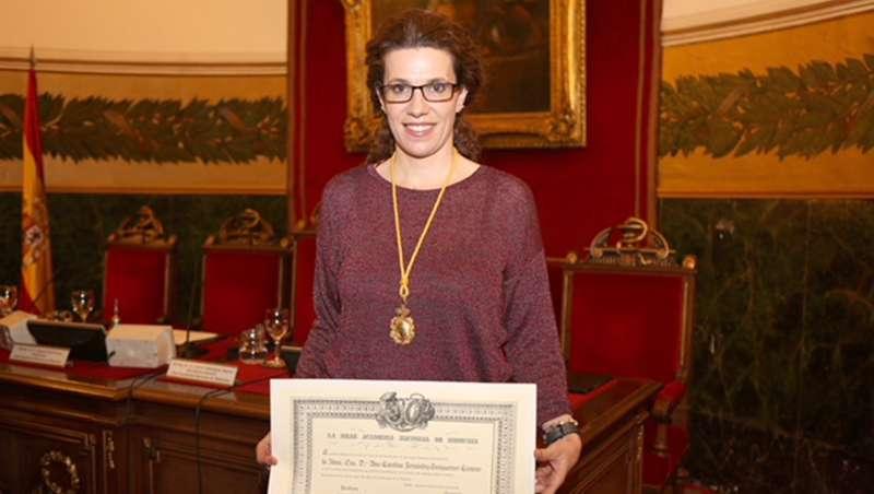 Dra. Ana Fernández-Tresguerres