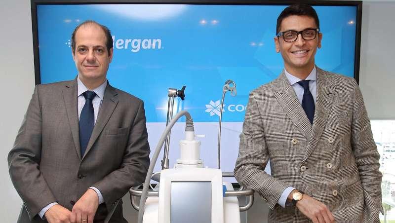 Allergan, a la vanguardia, lanza CoolSculpting, criolipólisis autorizada por la FDA y marcado CE