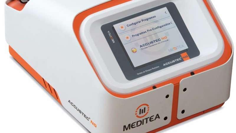 Accustec NG de Meditea, la nueva generación de ondas radiales