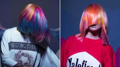 Backstage BCN presenta Cosmos, una colección en la que el color es fantasía