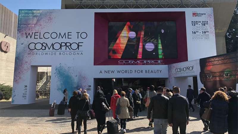 Cosmoprof Wordwide Bologna cierra su edición 2018 con resultados muy satisfactorios y alentadores