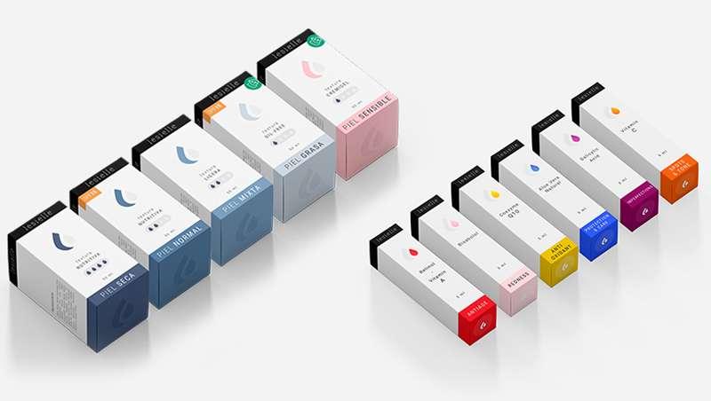 Lesielle Cosmetics crea una generación de cremas personalizadas
