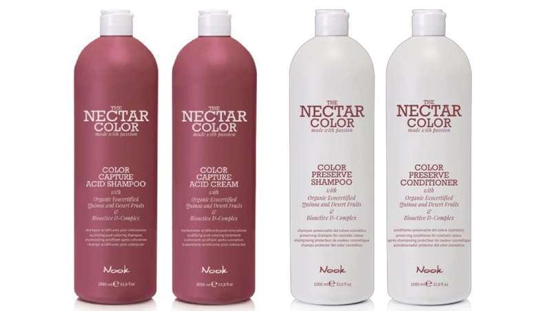 Virgin Again Hair Elixir by Nook, 'booster' que descontamina y potencia brillo y color