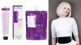 Nueva línea profesional de productos técnicos exclusivos dedicados al cabello rubio y aclarado para hacer rubios puros, absolutos e impecables