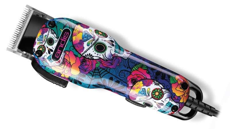 Andis Fade Limited Edition, o desenho espetacular em máquinas de corte chega à barbearia