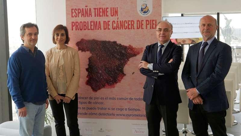 mesoestetic Pharma Group patrocina la campaña España tiene un problema con el cáncer de piel