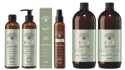 Magic Arganoil Extra Volume, tratamiento anticrespo especial para cabellos finos