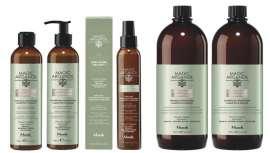 Nook presenta este tratamiento que devuelve la vitalidad, el brillo, la ligereza y docilidad a los cabellos finos, sin apelmazar el resultado