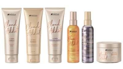 La rubia que tu clienta siempre quiso ser con el nuevo Blond Addict de Indola