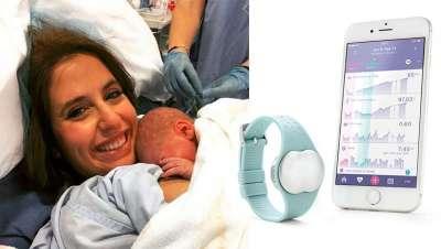Nace el primer bebé concebido gracias a Ava, primera pulsera en detectar los días fértiles