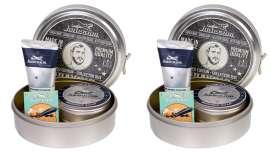 La firma, especializada en productos capilares masculinos, da a conocer su nuevo set barbero, en caja metálica y cuidado diseño