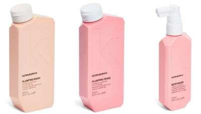 Kevin.Murphy lanza Plumping, la línea de productos diseñada para engrosar el cabello
