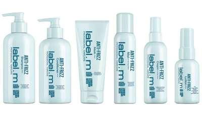 7-sku, la nueva línea de productos de label.m para luchar contra el encrespamiento
